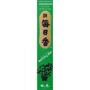 Cedarwood Incense Sticks